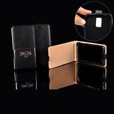 J3 Handyhüllen & -taschen aus Leder mit Trageclip für das Samsung Galaxy
