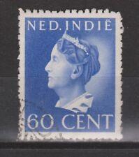 Nederlands Indie Indonesie 283 used Netherlands Indies Wilhelmina 1941