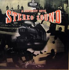 A Journey Into Stereo Sound  LP 1960's ... An Introduction To Ffss