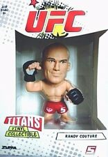 New UFC Ultimate Fighting Champion Titans Vinyl Collect Randy Couture Round 5