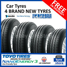 4X New 175 65 14 Toyo Nano Energy 3 86T XL 175/65R14 1756514 (4 TYRES)