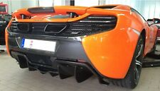 Suitable For Mclaren MP4 12C MP4 Real Carbon Diffuser Rear P1 Style 650S