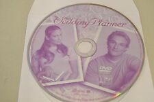 The Wedding Planner (DVD, 2001)Disc Only Free Shipping