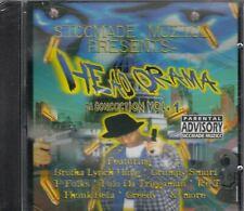 Head Drama: Da Concoction, Vol. 1 [PA] by Various Artists (CD, Apr-2000, Siccmad