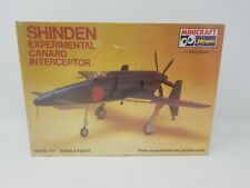 Hasegawa Minicraft SHINDEN Canard Interceptor 1/48 Scale Model Kit NEW Sealed