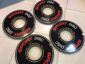 Zender Sport Disc, NOS, Super Rare, Oldschool VW, Audi, BMW, Mercedes Benz