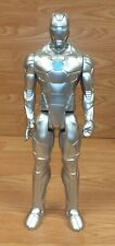 "Marvel Universe Infinite Series 11"" (inch) Silver Ironman Plastic Action Figure"