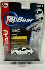 TOP GEAR CHEVROLET CALLAWAY CORVETTE WHITE AUTO WORLD BBC B34/4