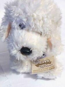 GANZ Webkinz Signature WKS1021 Labradoodle Dog Sealed Code Pet Collectible HTF