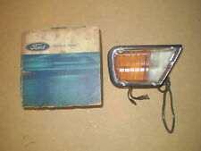 Ford Cortina Mk1 Front Indicator Assembly RHS N.O.S. Genuine GT Deluxe Lotus