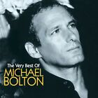 Very Best - Michael Bolton (2008, CD NEUF)