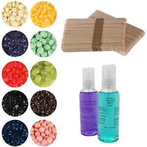 Brazilian Hard Wax Beads Beans Depilatory Waxing Sticks Pre After Wax 100g 1Kg