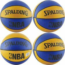Spalding Nba Basketball Mini Rubber Cover Ball Indoor Outdoor Game 22 Inches New