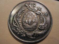 Jeton Rare en argent Caisse d'épargne de Lorient 1834 Bretagne