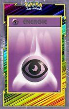 🌈Energie Psy - XY12:Evolutions - 95/108 - Carte Pokemon Neuve Française