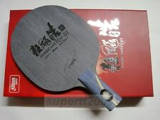 DHS Hurricane Hao III 3 Pen Mono Carbon Table Tennis Ping Pong Blade Racket