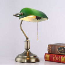 Modern Home Classic Green Bankers Table Light bedside lights Office Desk Lamp