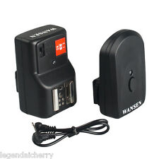4 Channels Speedlite Flash Trigger for Canon Nikon Pentax Olympus PT-04GY