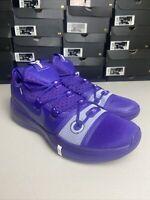 Nike Kobe AD Exodus TB Men's size 11.5 Promo Basketball Purple AT3874-500 New