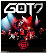 "GOT7 [1st Japan Tour 2014 ""AROUND THE WORLD"" in MAKUHARI MESSE] DVD"