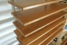 oak stairs cladding - system1