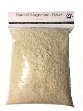 Natural Magnesium Chloride Flakes 25 Pounds (Wasatch Naturals Brand)