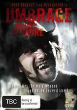 Umbrage - The First Vampire NEW PAL DVD Doug Bradley