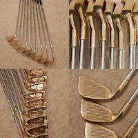 Ping Golf Irons ISI Beryllium Copper 3-SW Refurbished V.Rare Blue Dot