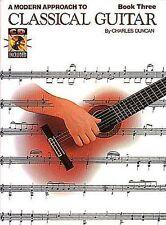 Un Enfoque Moderno Para Guitarra Clásica Aprende A Tocar La Música Libro 3 & Cd