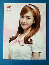 2013 GIRLS' GENERATION SNSD World Tour Girls & Peace Photo Card - Jessica / New