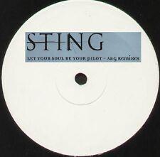 Sting - Let Your Soul Be Your Pilot (a & G Remixes)
