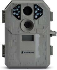 Stealth Cam STC-P12 6.0 Megapixel 50ft Scouting Camera w/Memory Card & Reader