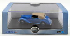 Oxford Diecast 1/43 Scale ASH005 -  Armstrong Siddeley Hurricane Closed - Blue