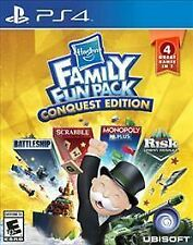 Hasbro Family Fun Pack Conquest Edition - Sony PlayStation 4 New