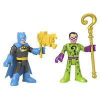 Imaginext DC Super Friends Batman The Riddler Figure Se NEW IN STOCK Kids Infant