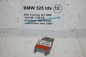 Airbag Sensor Steuergerät 8372521  * BMW 5er E39 * INT12
