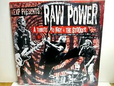 RAW POWER-A TRIBUTE TO IGGY & THE STOOGES -LIMITED RSD 2016 NEW LP -READ