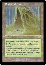 RUSHWOOD GROVE Mercadian Masques MTG Land Unc