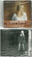 CD - ROMANE SERDA : ANAÏS NIN ( en duo avec RENAUD ) / NEUF EMBALLE )