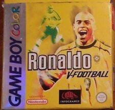 RONALDO V-FOOTBALL pour Nintendo Gameboy Color