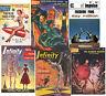 55 Vintage Science Fiction Pulp Imaginative Tales, Infinity & Impulse {.pdf DVD}