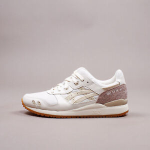 Asics Gel-Lyte III OG Earth Day Cream Putty Gum Limited Men Shoes 1201A206-101