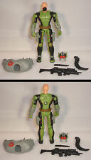 GIJOE - SWAMP RAT - VALOR VS VENOM - 100% COMPLETED - 2005