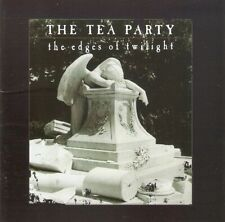 The Tea Party - The Edges Of Twilight (CD 1995) Canadian Release