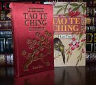 Tao Te Ching by Lao Tzu Chinese Philosophy  New Deluxe Hardcover in Slipcase