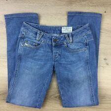 Diesel Industry Looppy Special Straight Women's Jeans Size W26 L30 (MM9)