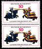 844 postfrisch Paar senkrecht BRD Bund Deutschland Briefmarke Jahrgang 1975