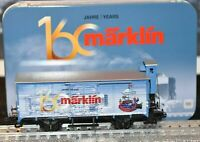 Marklin H0 48219 IMA 2019 Treff Car in its original box - NIB
