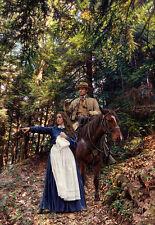 """La Belle Rebel"" by John Paul Strain Military L/E signed Civil War Print"