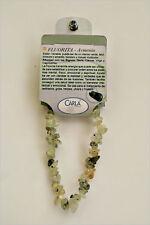 Fluorita pulseras de minerales,  Fluorite bracelets C